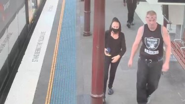 Detectives investigating the death of South Coogee man Peter McCarthy have released a CCTV image of a man and a woman who they believe may be able to assist with ongoing inquiries.