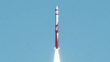 ZQ-1 Rocket