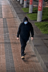 Police are hoping to identify this man following a sexual assault in Melbourne earlier this month.