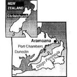 Map printed in The Age on November 15, 1990.
