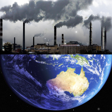 As the world distances itself from the fossil fuel industry, Australia is stuck in a hard place.