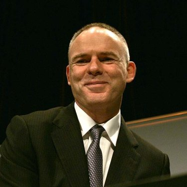 Former BHP chief executive Marius Kloppers.