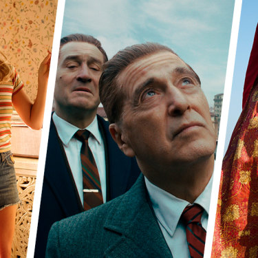 Joker Once Upon A Time In Hollywood The Irishman The Top 10 Movies Of 2019