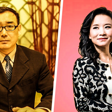 Cheng Lei and Yang Hengjun detained by Chinese authorities.