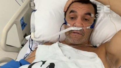 Fenech has successful heart valve surgery: family