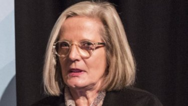 Lucy Turnbull launched the Sydney Women's Fund's 'Portrat III' report, a snapshot of standards of living for women in the city.