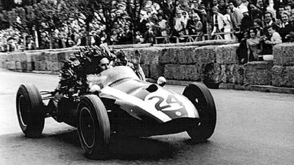 Documentary shines new light on Formula One legend Jack Brabham