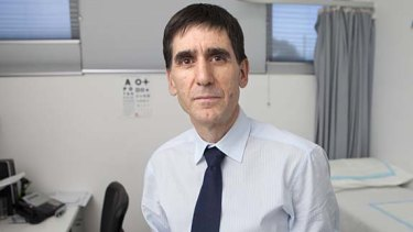 Dr Tony Bartone.