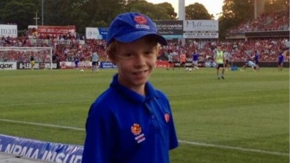 Daniel Wilmering goes from ball boy to starter at WSW