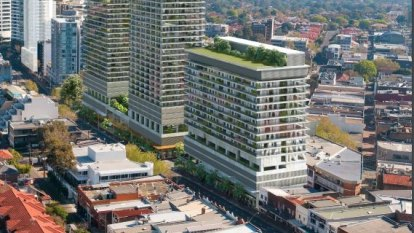 Change of tack for metro station development on Sydney's north shore