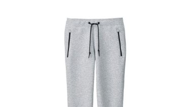 Uniqlo Dry sweat pants, $39.95