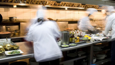 Soma restaurant and its director have been fined.