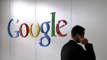 Google controls 90 per cent of all searches on the internet.