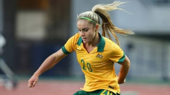 Ellie Carpenter says Matildas can win World Cup