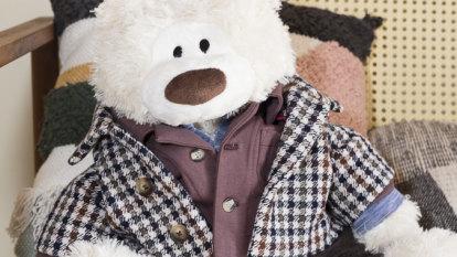 Epilepsy charity hoping million-dollar teddy will turn fortunes around