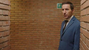 Antonio de la Torre is a politician caught in the act in The Realm.