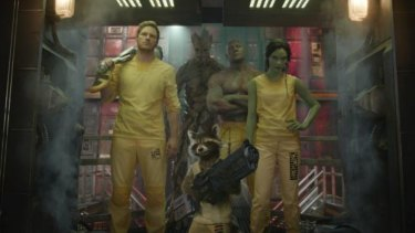 A third Guardians of the Galaxy film, starring Chris Pratt as Peter Quill, with Zoe Saldana as Gamora, Rocket Raccoon (Bradley Cooper), Vin Diesel as Groot and Dave Batista as Drax, is in the works.