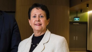 Deborah Latta has quit as CEO of the new Northern Beaches Hospital.