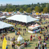 The Gilroy Garlic Festival in San Jose, California.