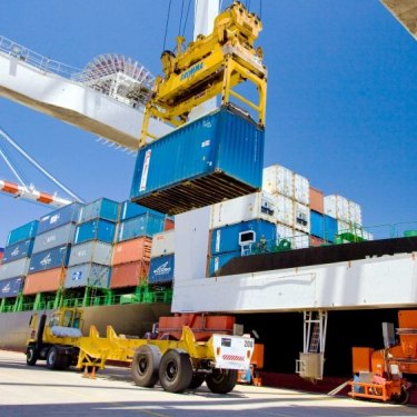 DP World stevedores, which operates at ports around the country, has some of the workers most likely to come into contact with people and goods from overseas.