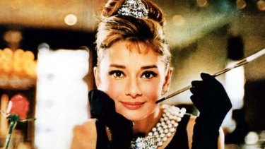 Audrey Hepburn in Breakfast at Tiffany's: The US jeweller is one of the most iconic brands for Chinese travellers, but the trade war is hurting it.