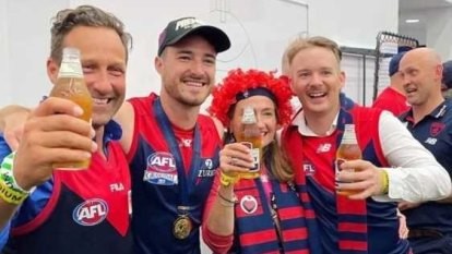Melbourne Demons fans jailed over trip to WA for AFL grand final