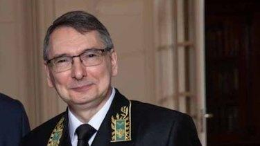 Dr Alexey Pavlovsky.