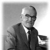 Mervyn Victor Richardson inventor of the Victa lawnmower.