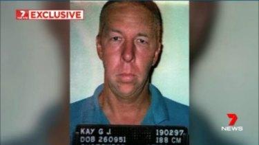 Graham James Kay was refused bail.