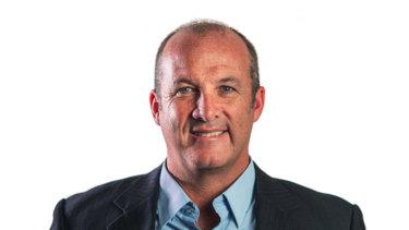 Stuart O'Neill, leader of the Aussie Battler Party.