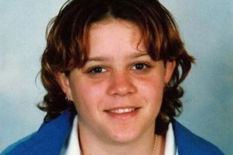 Michelle Bright's body was found in March 1999, three days after she attended a birthday party.