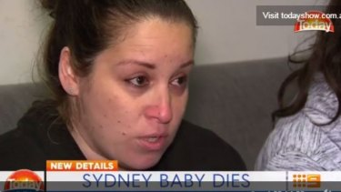 Sonia Ghanem's newborn son, John, died in hospital after he was given nitrous oxide instead of oxygen.