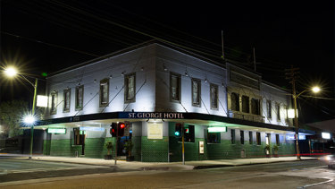 The St.George Hotel, Belmore