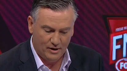 'Their right to do something': Caroline Wilson demands AFL act on McGuire