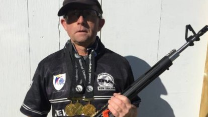 Sport shooters' passion would be extinguished by NZ assault rifle ban