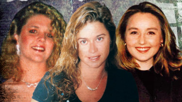 Mr Edwards is accused of murdering Jane Rimmer, Ciara Glennon and Sarah Spiers in Perth.