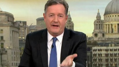 Piers Morgan: Today show scrutiny highlights Australia's 'misogyny' problem