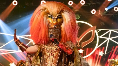 The Masked Singer reclaims lion's share of ratings ahead of finale