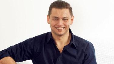 Former Coles executive Aaron Baslangic.