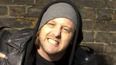 Comedian Dave Eastgate.