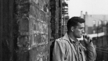 Jack Kerouac, beat author.