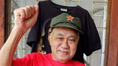 Missing Thai activist SurachaiDanwattananusorn.