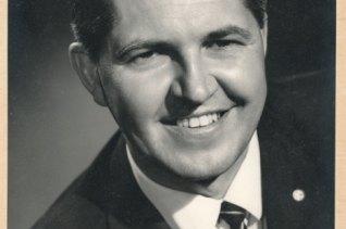 Barry de Ferranti, computer pioneer.