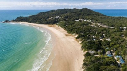 Byron Bay losing its sand with businesses forced to consider relocation