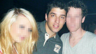 Nigel Pauljevic, 26, who died at the Defqon dance festival in 2015.