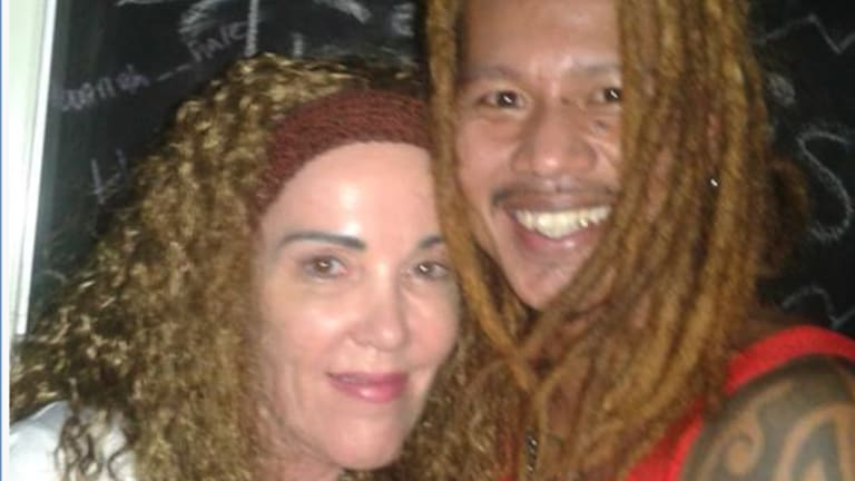 Australian woman, Rachel Prins, who is identified as Pixie Rose on the Facebook page of the Soul Train Reggae Bar in the Cambodian tourist city of Siem Reap.