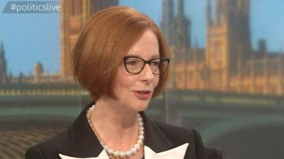 'Zero impact': Johnson ally and UK minister slams Gillard's Brexit intervention