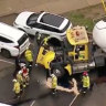 Child dies, several injured after truck crash in Sydney's south-west