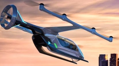 I'm onboard with futuristic flying taxis. But you go first