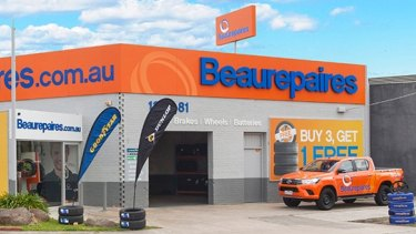 Beaurepaires has apologised for the incorrect payment of 3700 staff since 2010.